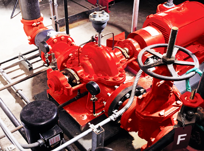 Fire Pump Sentinel Fire Group Central Mississippi Fire Prevention