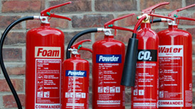 Fire Extinguishers Sentinel Fire Group Central Mississippi